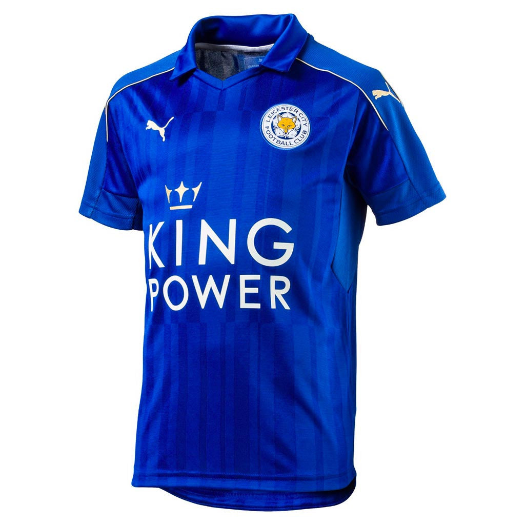 Maillot junior PUMA Leicester City junior jersey 2016/2017