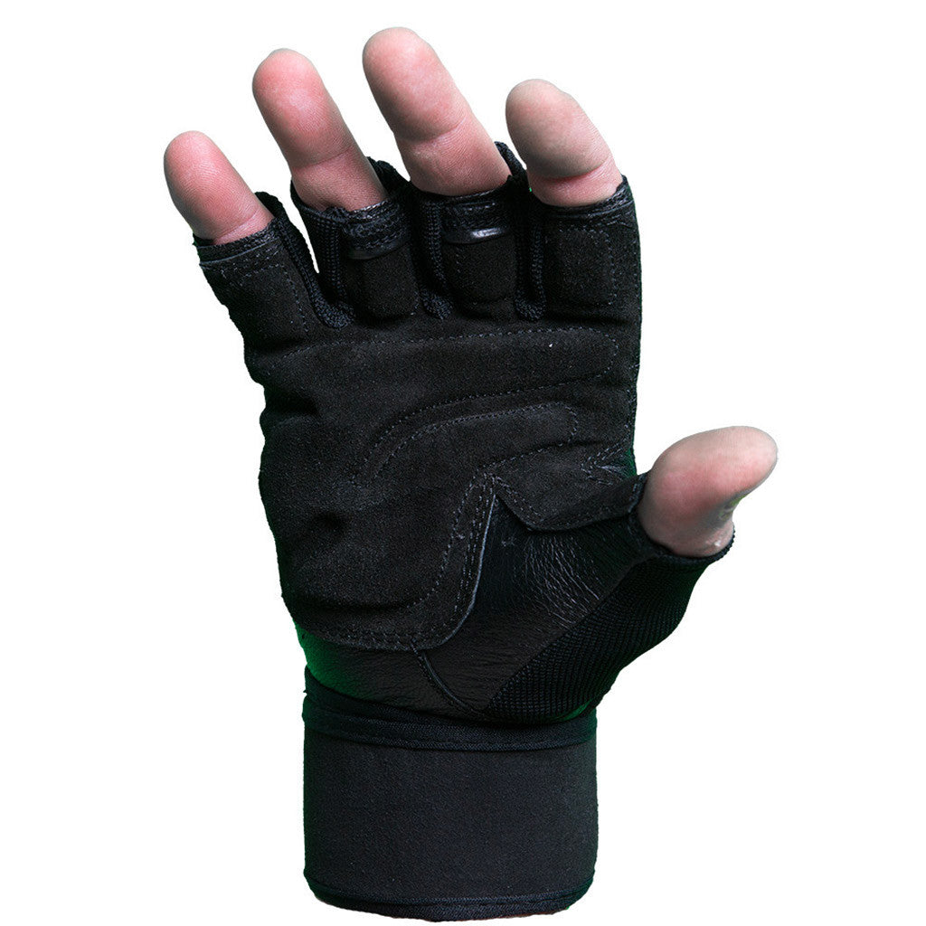 Gants d'entrainement ATF PRO WRAP training and lifting gloves Soccer Sport Fitness