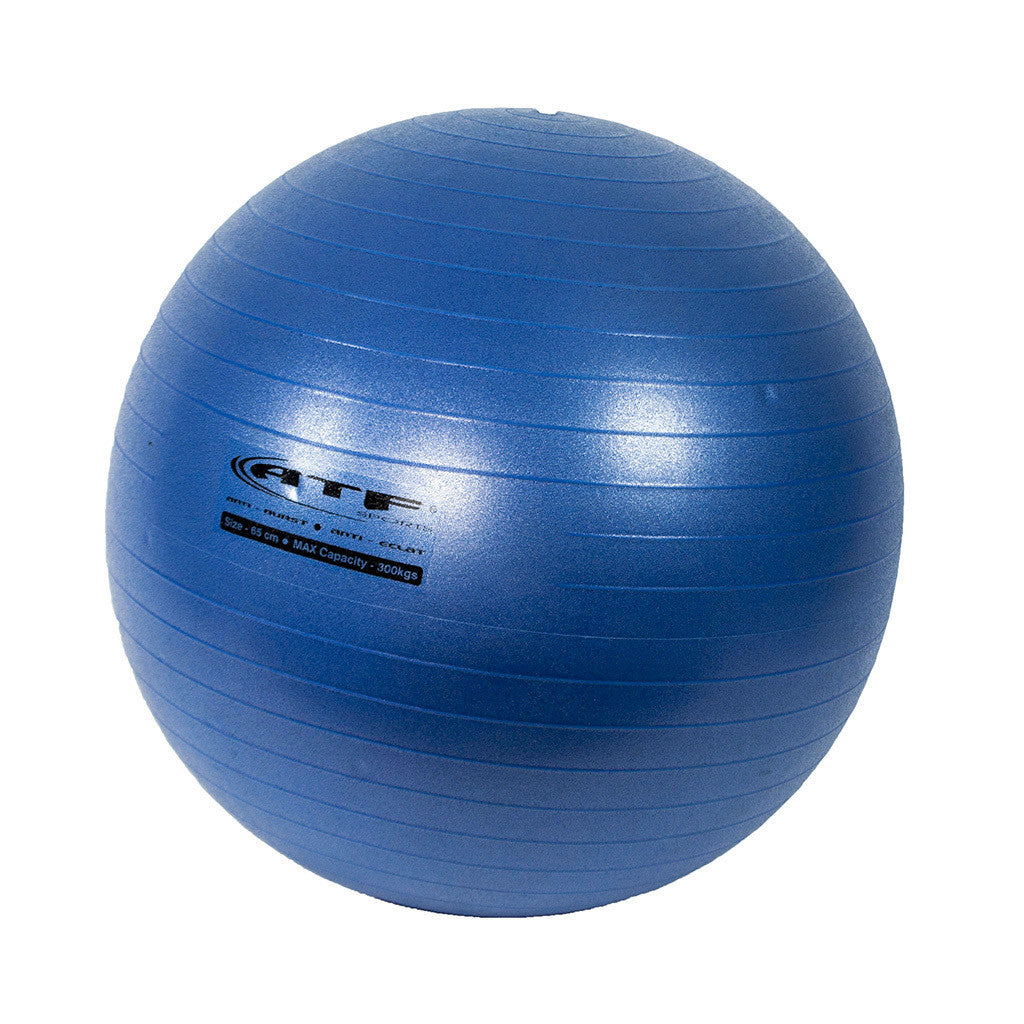 Ballon d'exercice et stabilité PRO ATF exercise and stability ball 65 cm Soccer Sport Fitness