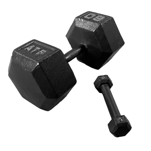 Haltère ATF HEX dumbbell weights Soccer Sport Fitness