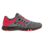 INOV-8 All Train 215 women's training shoes gris rose noir Soccer Sport Fitness