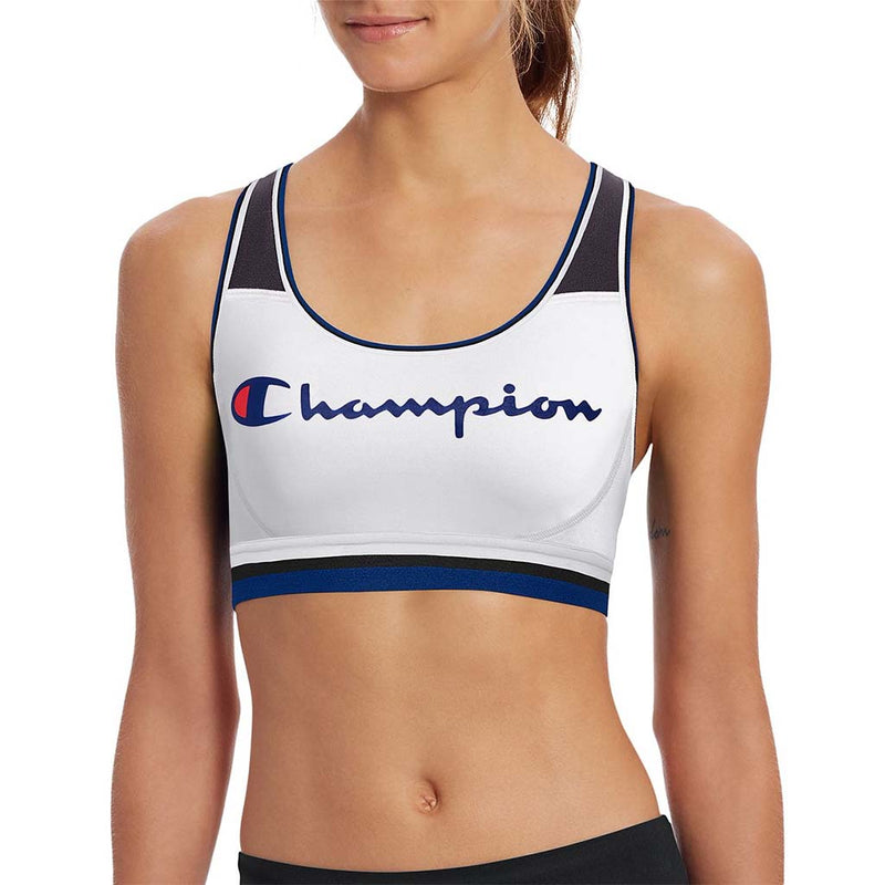 Champion The Absolute workout soutien-gorge sport blanc