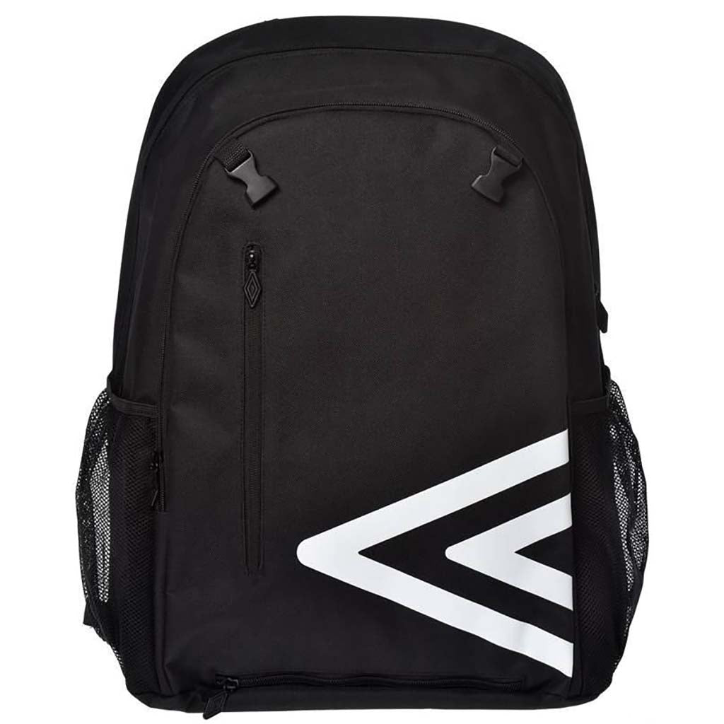 Umbro backpack 17 sac à dos de soccer noir avant