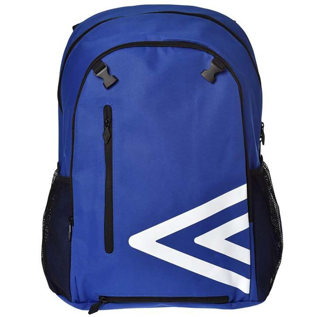 Umbro backpack 17 sac à dos de soccer bleu avant