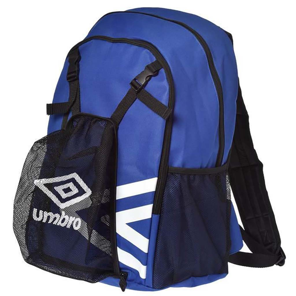 Umbro backpack 17 sac à dos de soccer bleu lat