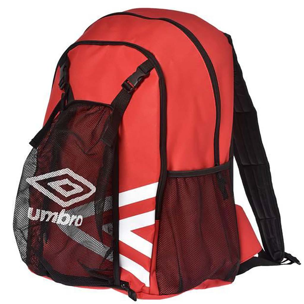 Umbro backpack 17 sac à dos de soccer rouge lat