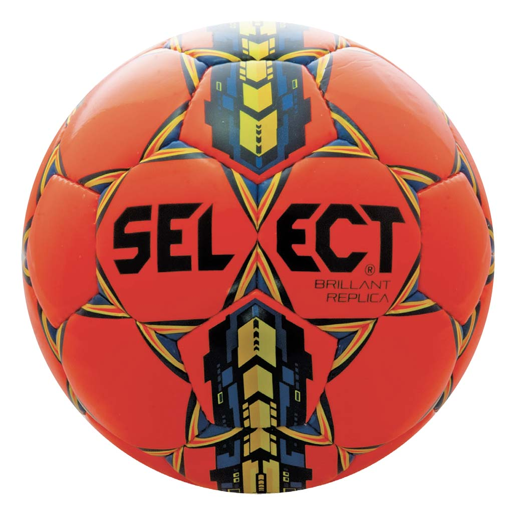 Select Brillant Super Replica ballon de soccer orange