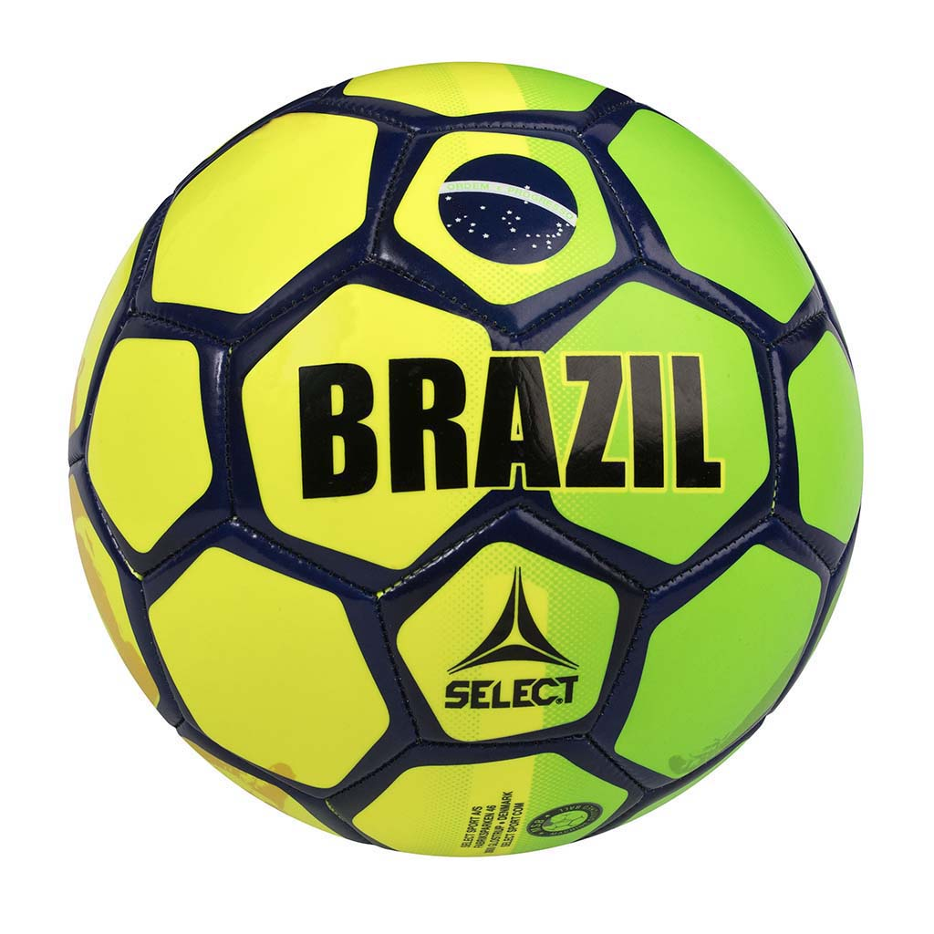 Brazil World Cup 2018 mini soccer ball Select