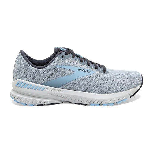 Brooks Ravenna 11 chaussures de course a pied pour femme light blue alloy grey
