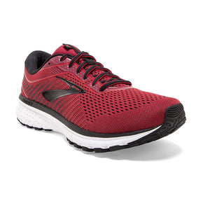 Brooks Ghost 12 chaussures de course homme rouge lv