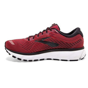 Brooks Ghost 12 chaussures de course homme rouge lv2