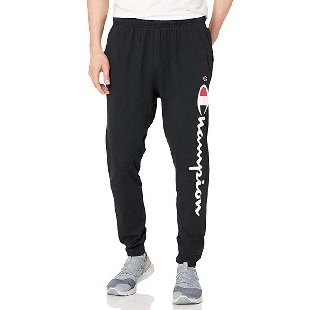 Champion Classic Jersey Jogger pants black