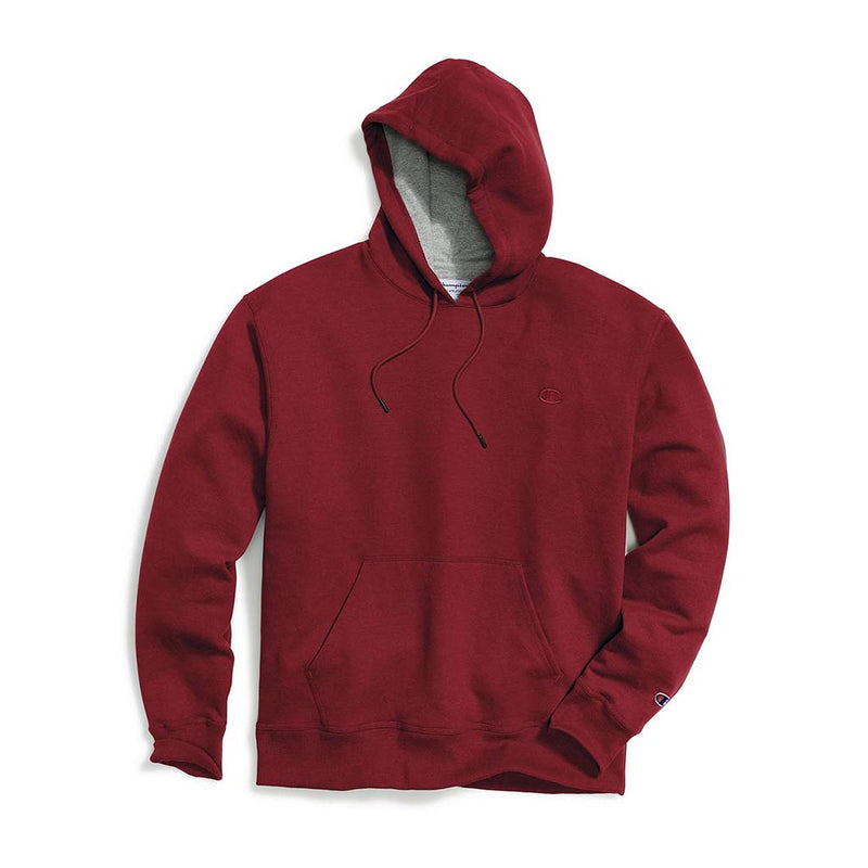 Chandail Champion Powerblend Hoodie cherry pie pour homme
