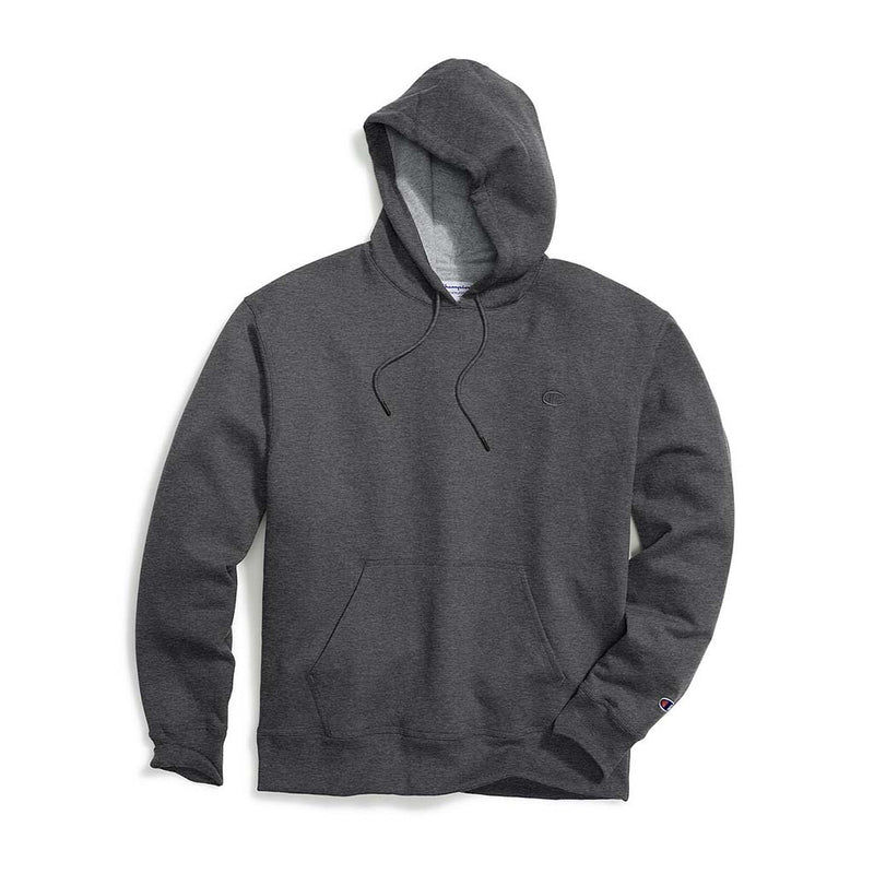 Chandail Champion Powerblend Hoodie granite pour homme