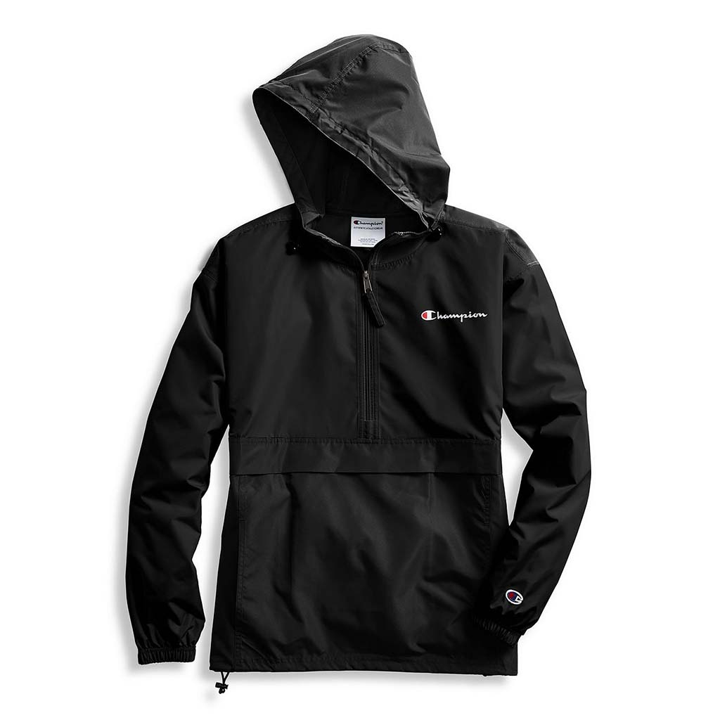 Champion Packable Jacket women black