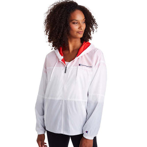 Champion veste coupe-vent Stadium Colorblocked pour femme lv2