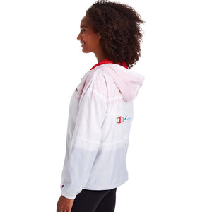 Champion veste coupe-vent Stadium Colorblocked pour femme lv3