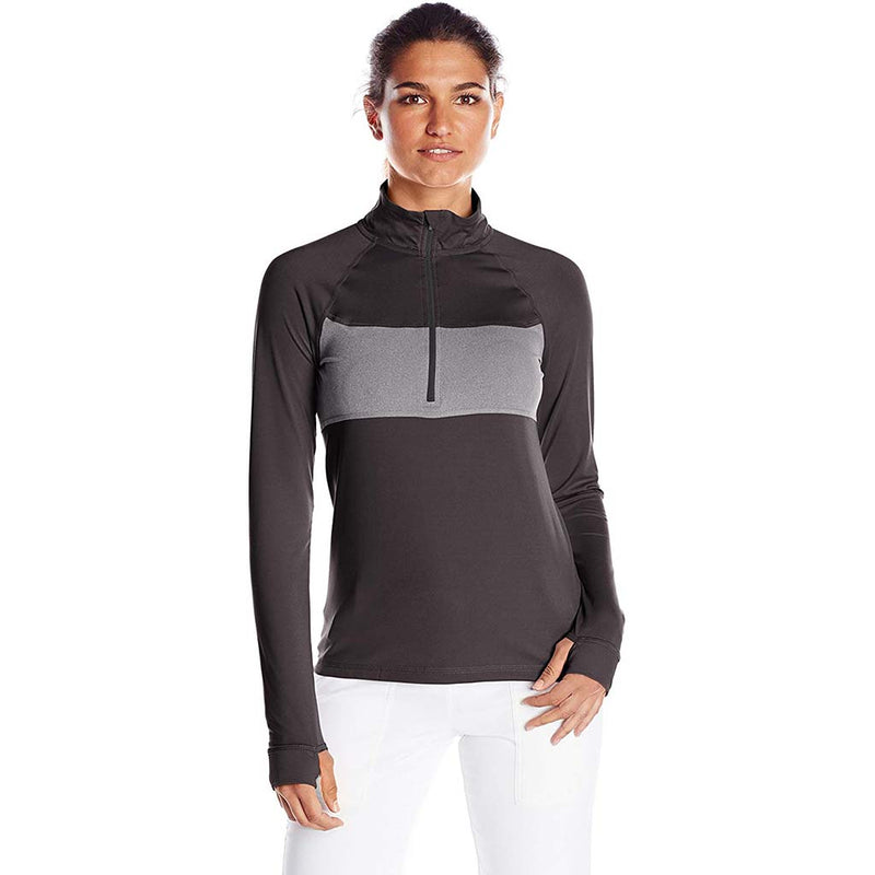 Champion The Trainer 1/4 zip chandail sport femme