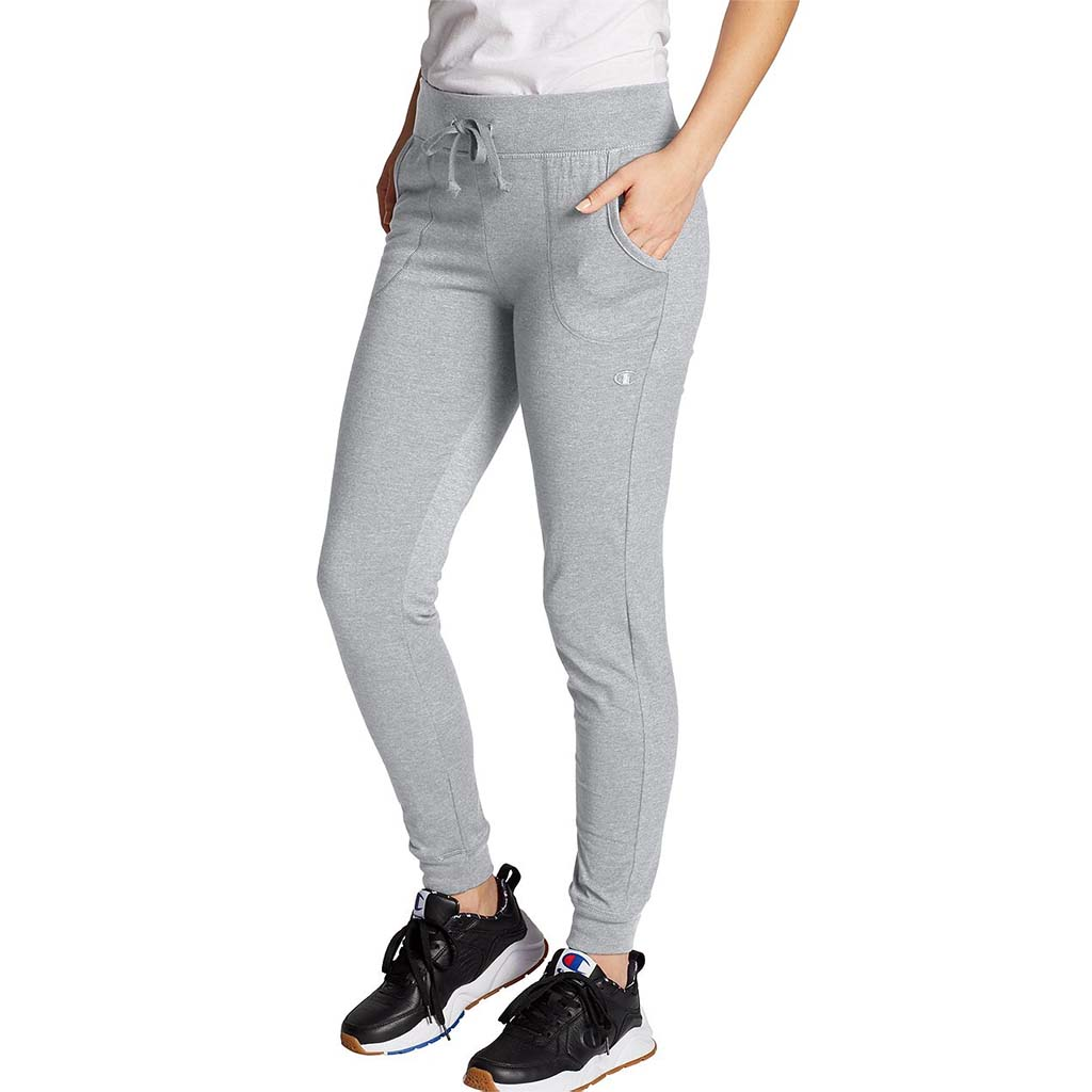 Champion Women's Jersey Joggers lv1