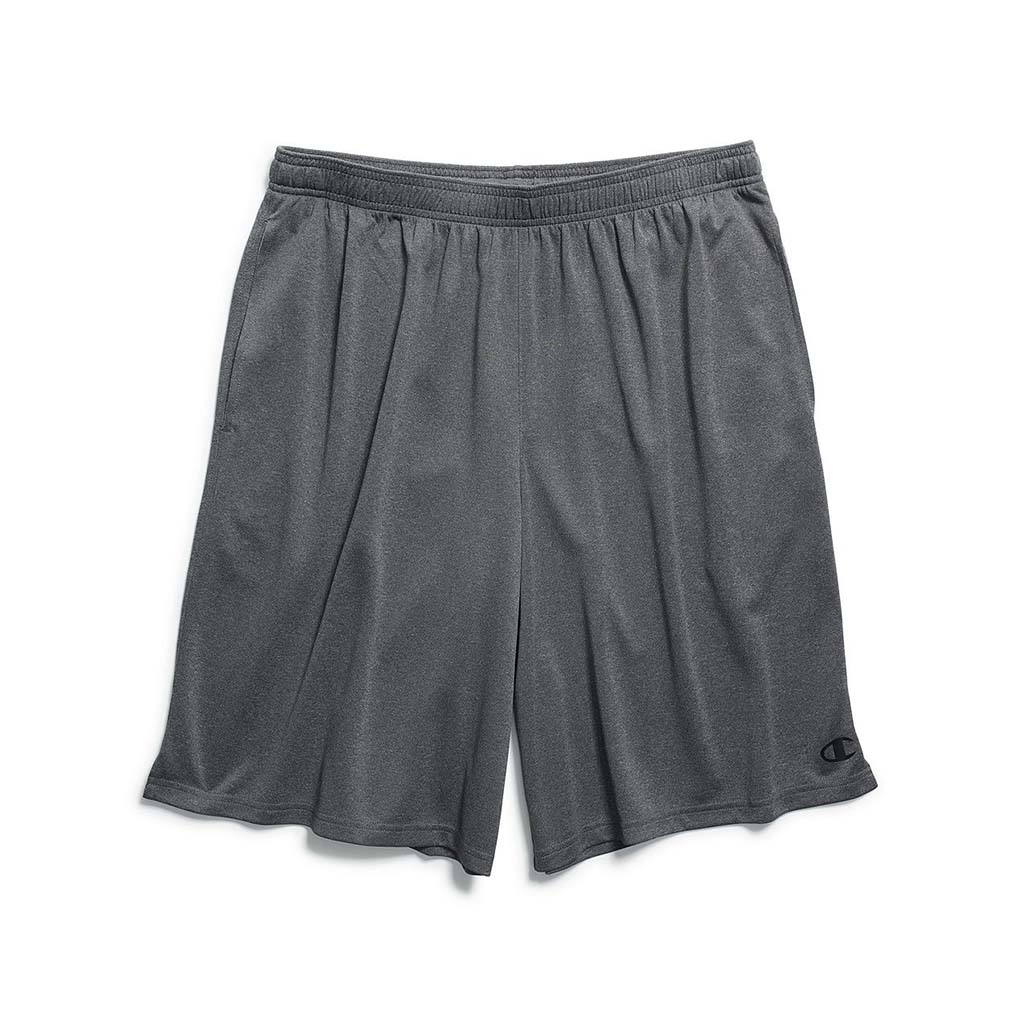 Champion Cross Train short granite heather sport pour homme