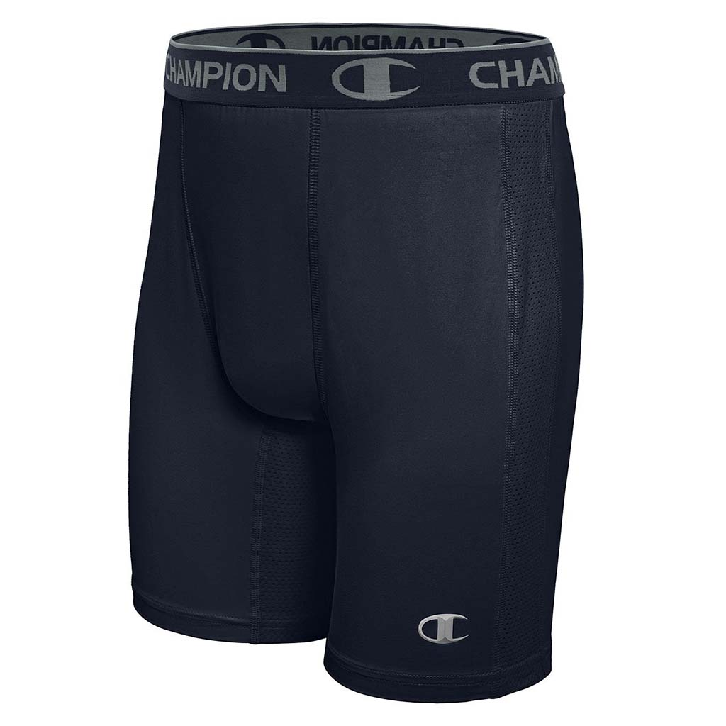 Champion Power Flex baselayer short de compression noir sport pour homme