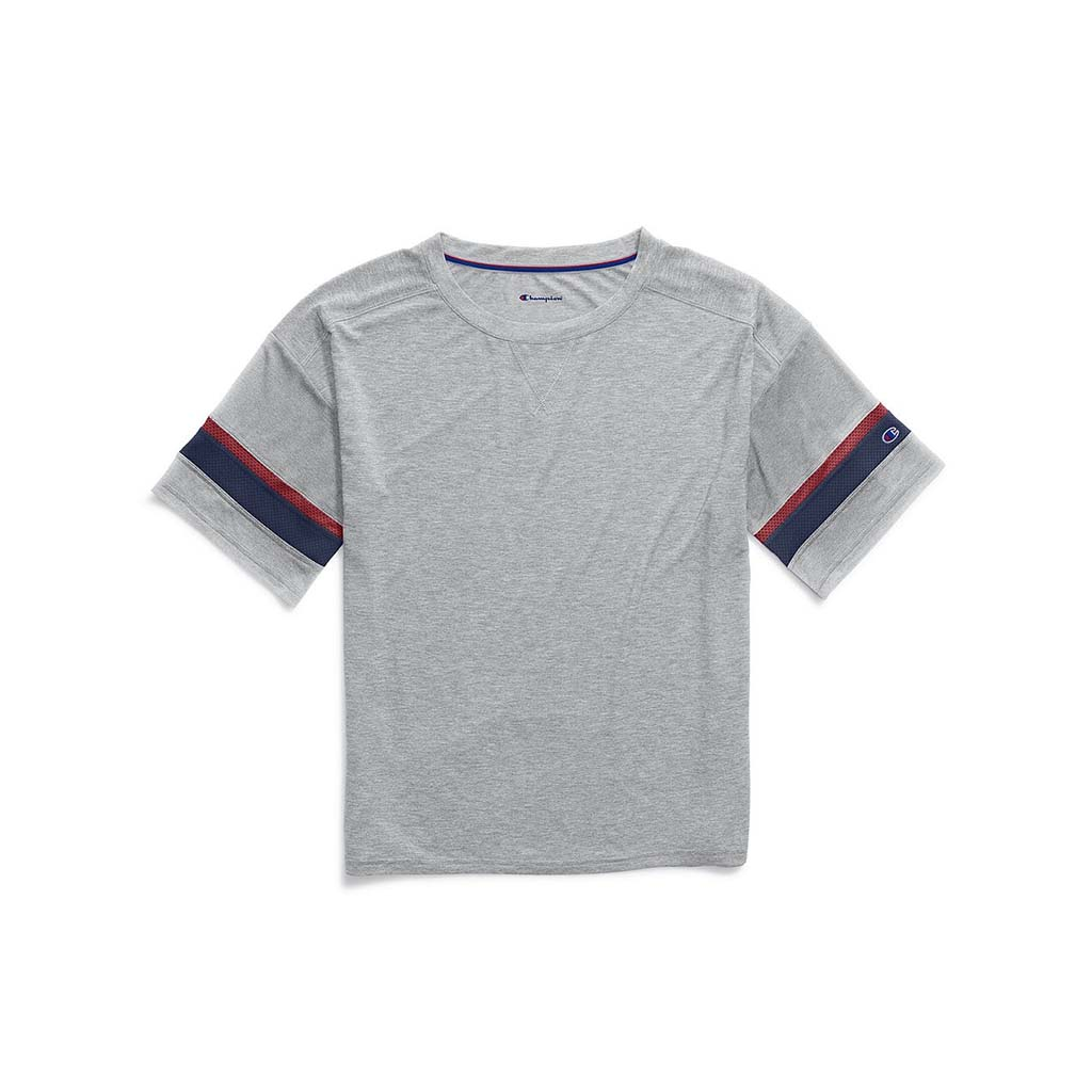 Champion Gym Issue T-shirt style football pour femme