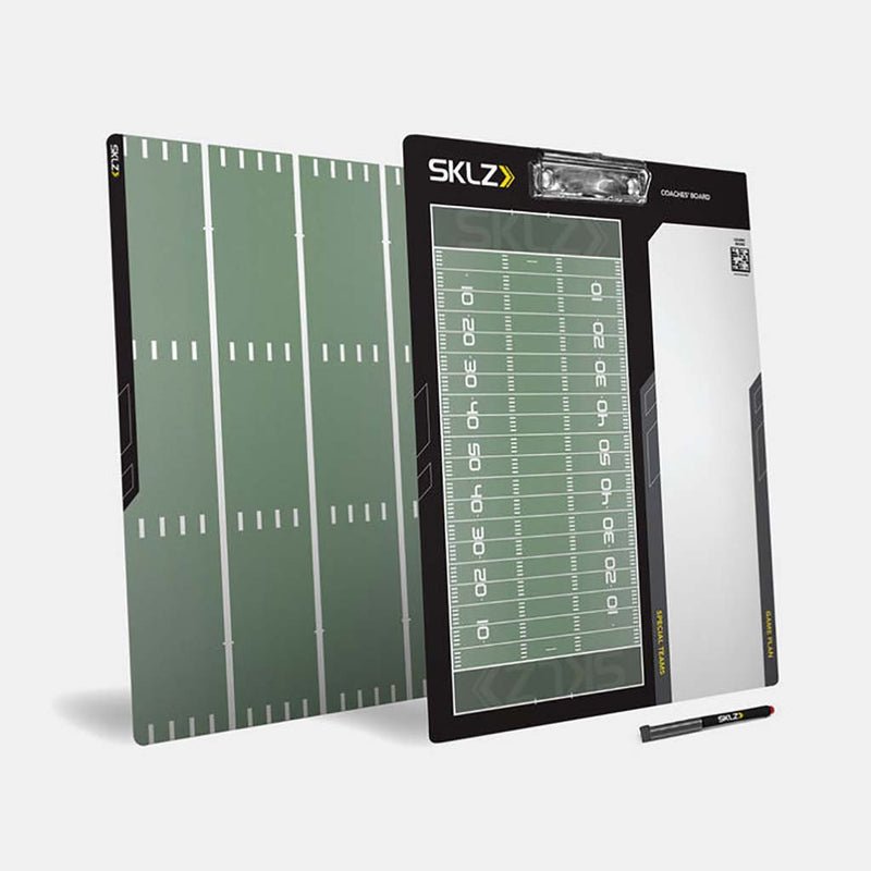 Tableau portatif SKLZ Magnacoach football coaches board Soccer Sport Fitness