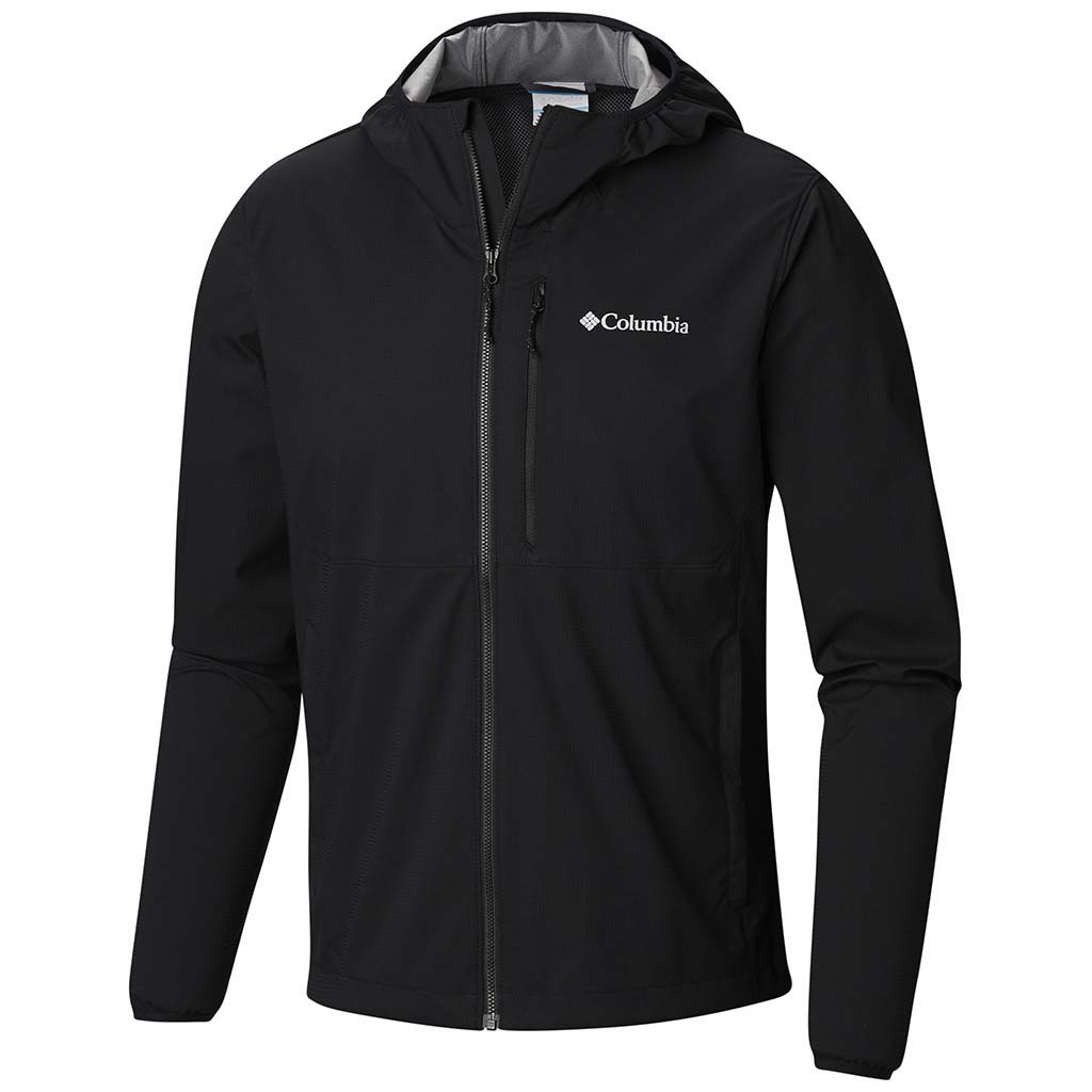 Columbia mystic windbeaker jacket men black