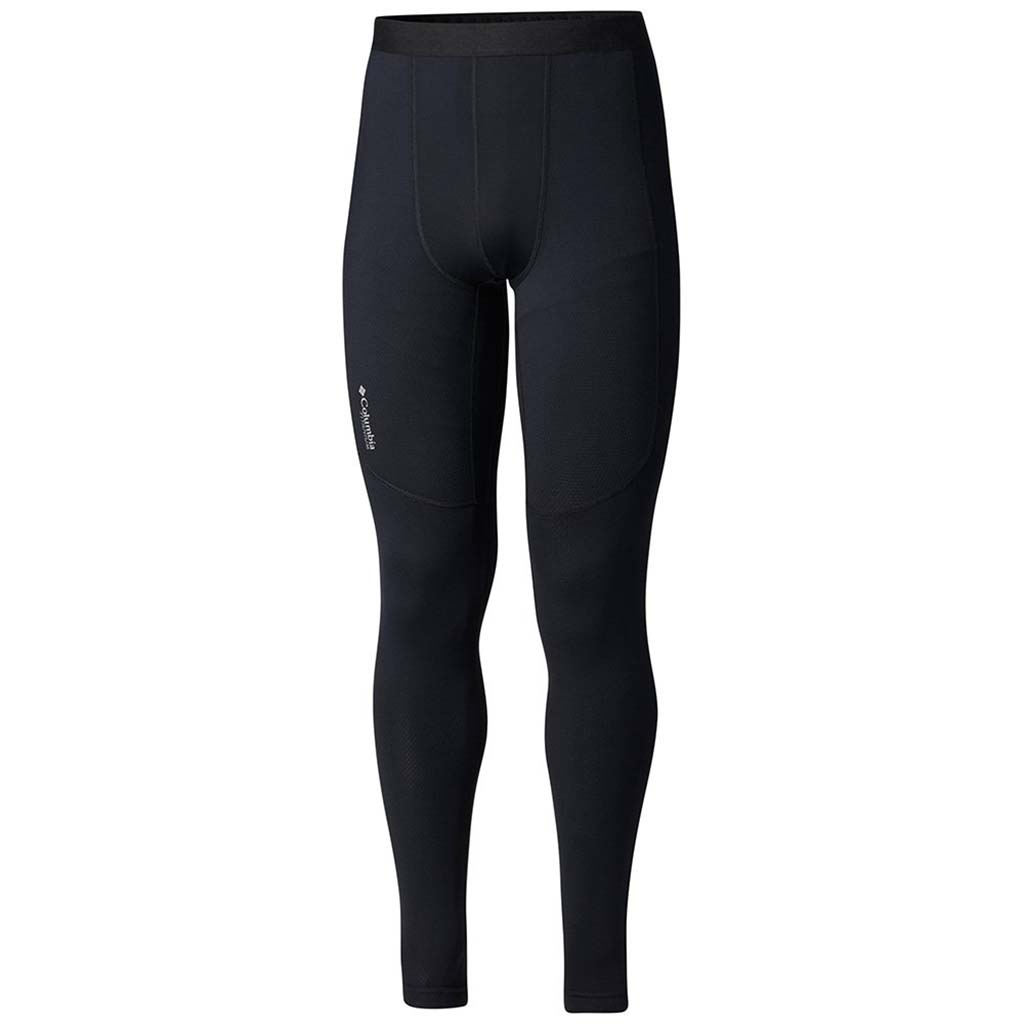 Columbia Omni-Heat 3D Knit tights baselayer men black