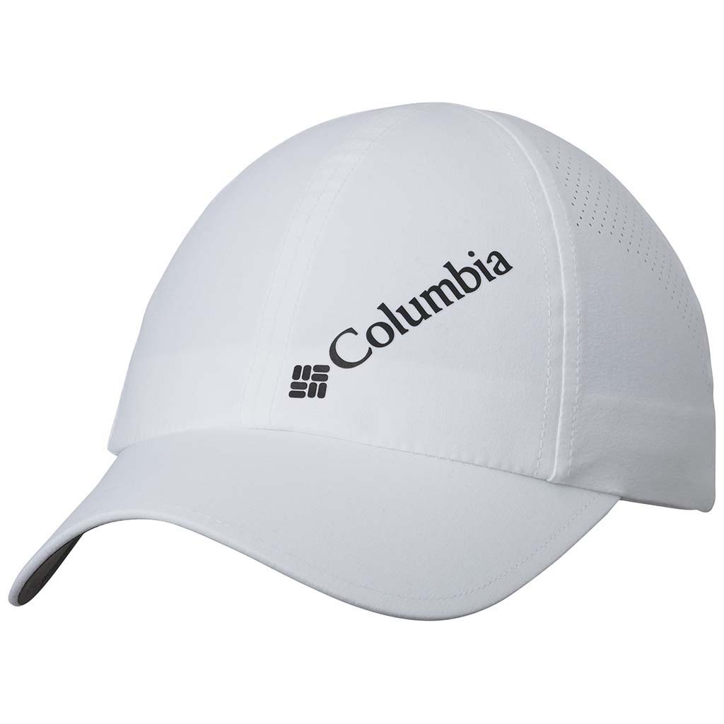 Columbia Silver Ridge III baseball cap white