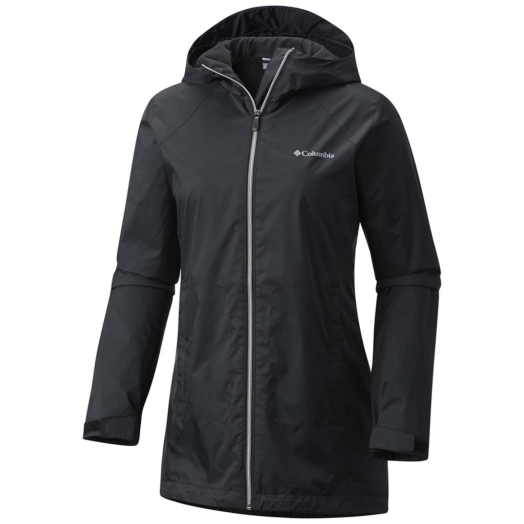 Columbia Switchback long jacket women black