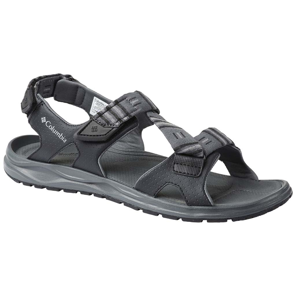 Columbia Wayfindermens-outdoor-sandal-black-monument
