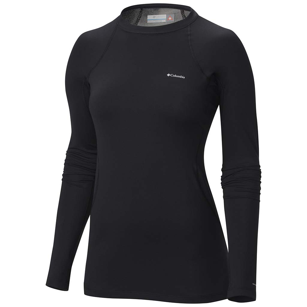 Columbia Midweight Stretch haut a manches longues sport pour femme