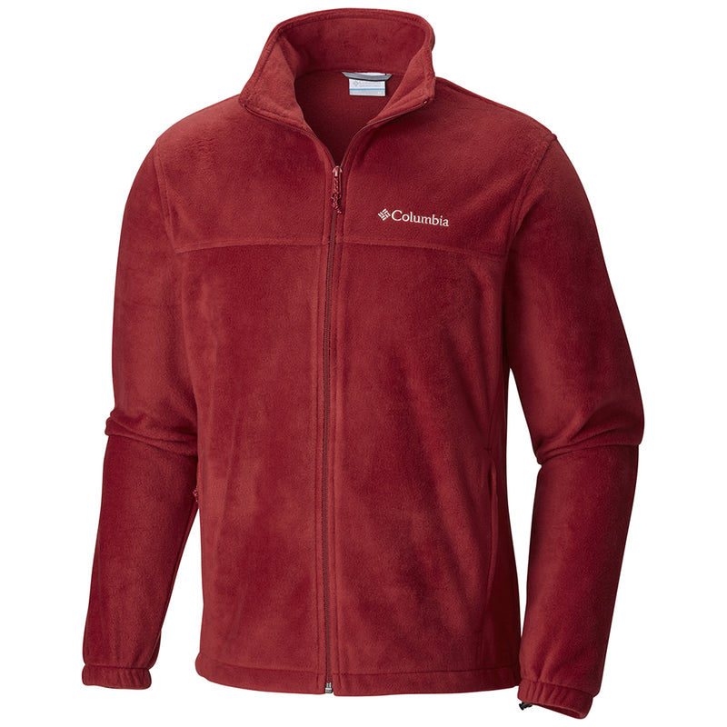 Columbia Steens Mountain full zip 2.0 veste laine polaire homme rouge