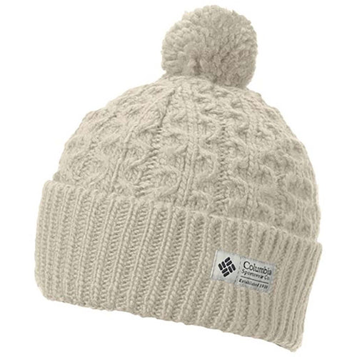 Columbia Hideaway Haven Beanie tuque unisexe light bisque