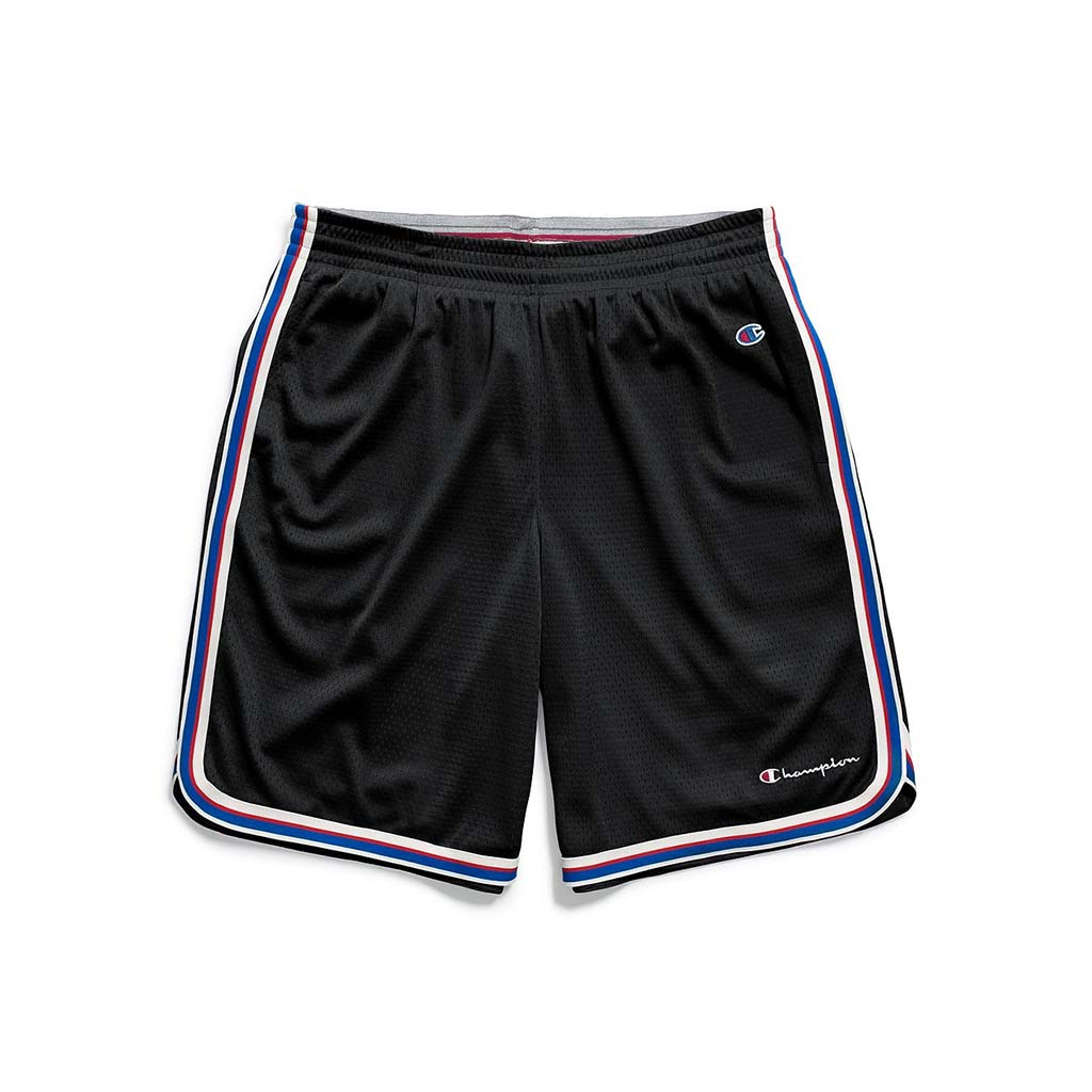 Core Champion short de basketball noir pour homme