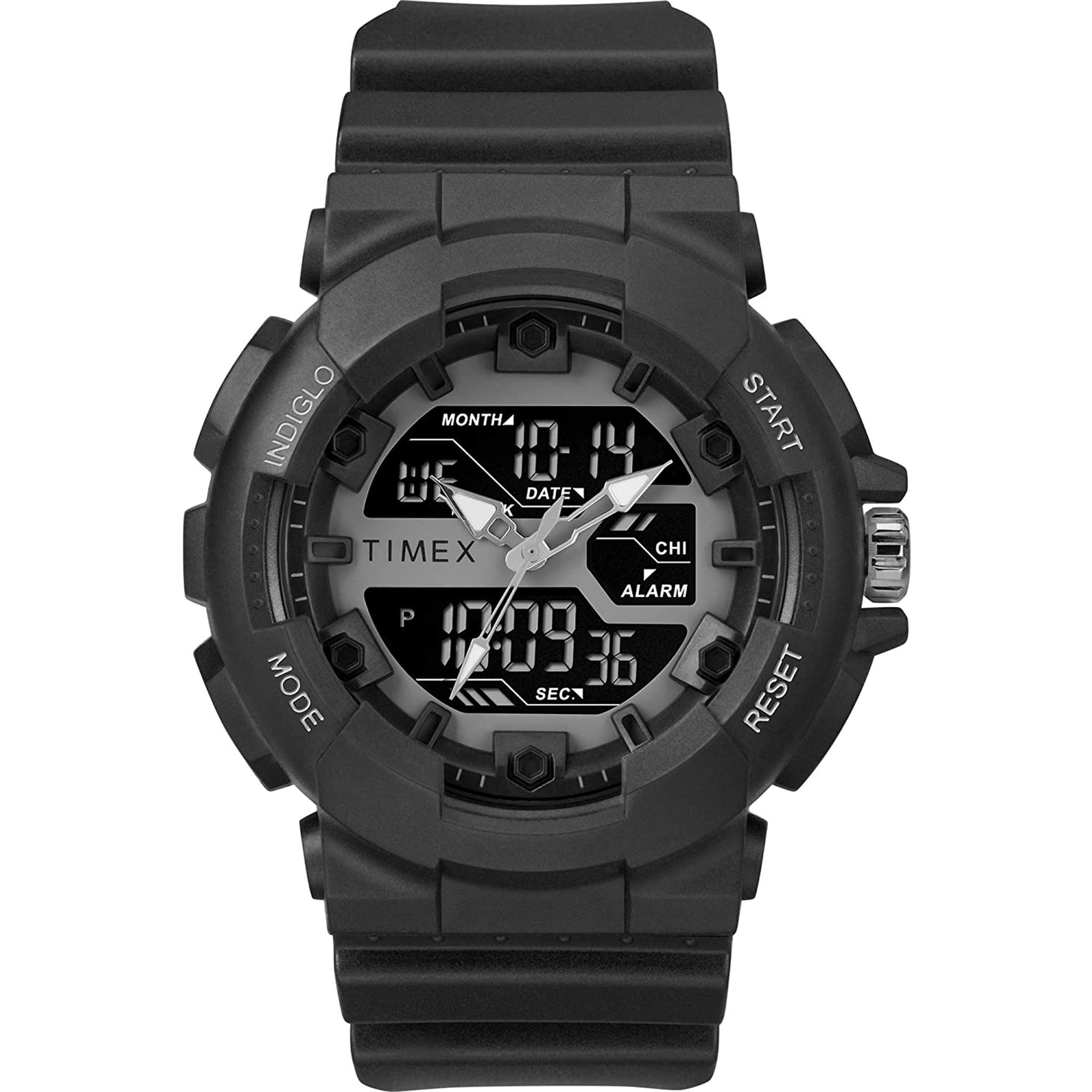 Montre sport Timex DGTL HQ Sporty Combo 50 mm