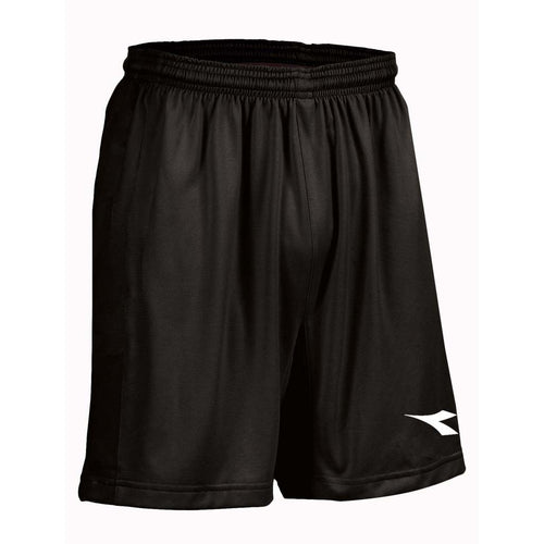 Diadora Dominate junior short de soccer enfant noir