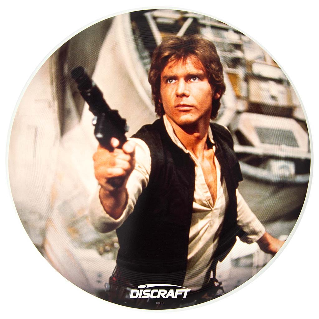 Disque Ultimate frisbee Han Solo Discraft Ultra-Star 175 g