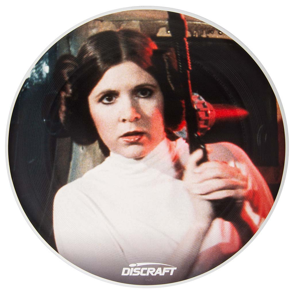 Disque Ultimate frisbee Princess Leia Discraft Ultra-Star 175 g