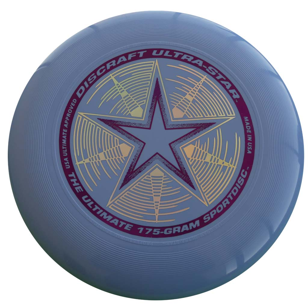 Disque Ultimate Lite Blue Discraft Ultra-Star 175 g