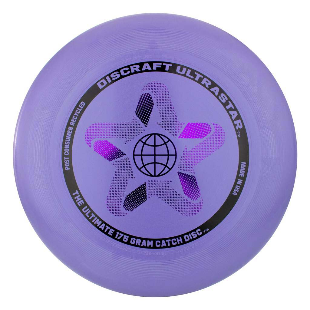 Discraft Ultra-Star 175 g Recycled lavande