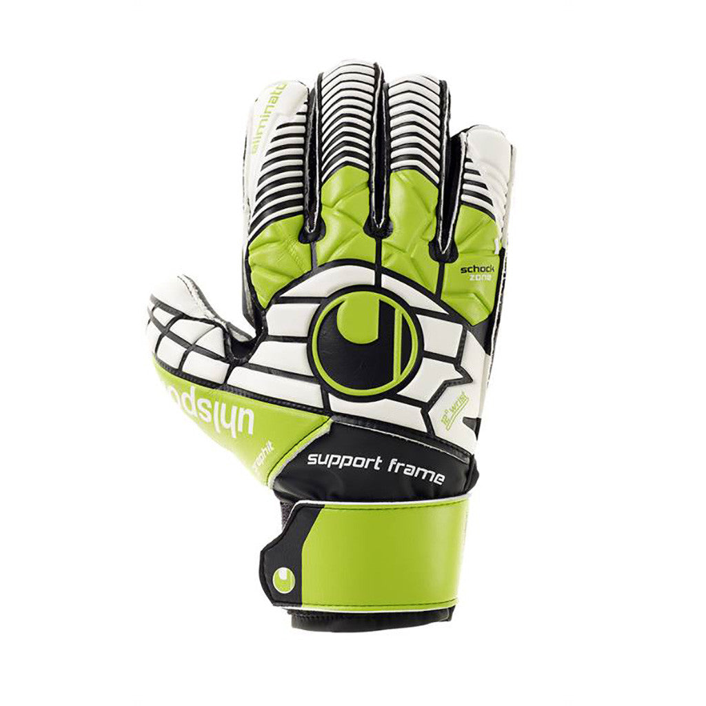 Uhlsport Eliminator Soft Graphit SF gants de gardien de but de soccer