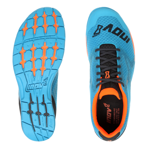 INOV8 F-Lite 250 M blue/grey/orange paire