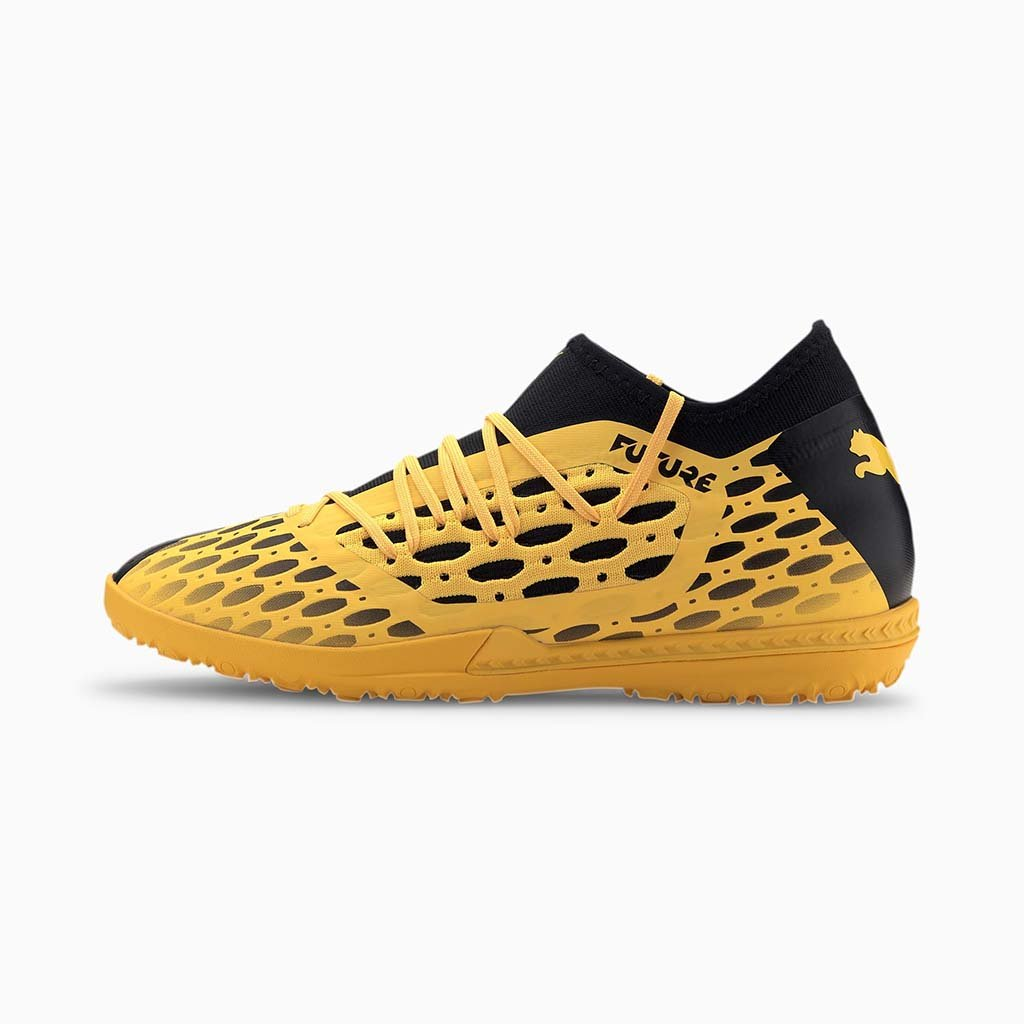 Puma Future 5.3 Netfit TT chaussures de soccer turf synthetique