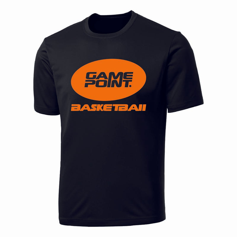 Game Point Original basketball t-shirt