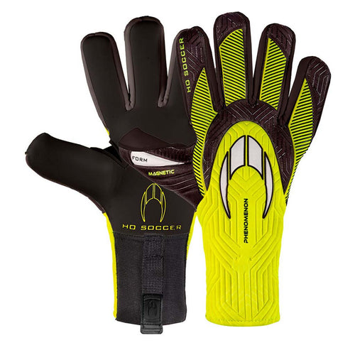 HO Soccer Phenomenon Magnetic Negative gants de gardien de but de soccer paire