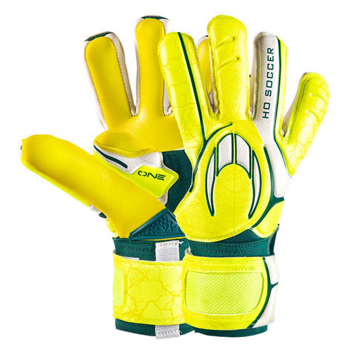 HO Soccer One Negative gants de gardien de but de soccer paire