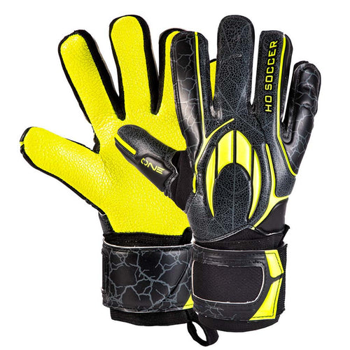 HO Soccer One Negative Robust gants de gardien de but de soccer paire