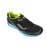 INOV-8 ArticClaw 300 trail running shoes black blue uv